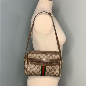 Vtg Gucci Shoulder bag